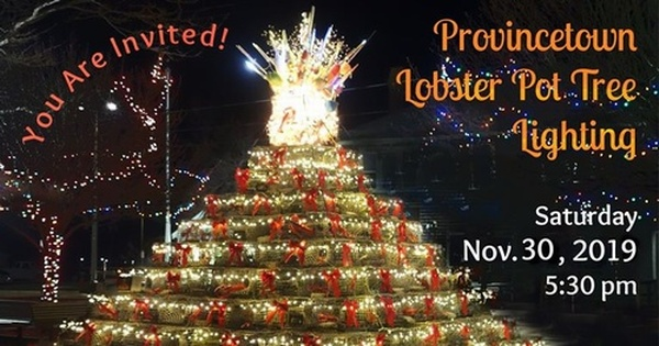 Lighting Of The Lobster Pot Tree Nov 30 2019 Events
