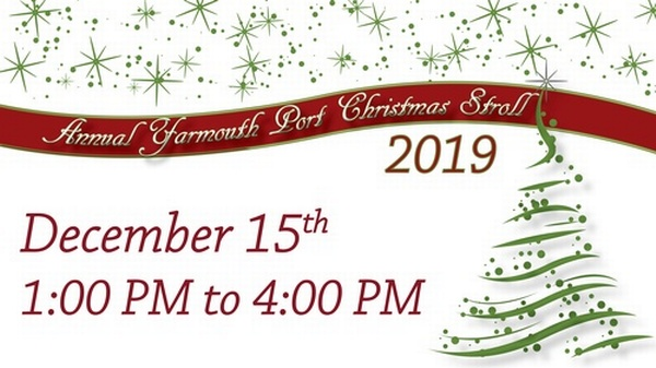 Yarmouth Port Christmas Stroll Dec 15 2019 Events