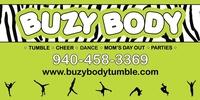 Buzy Body Tumble & Cheer Explosion