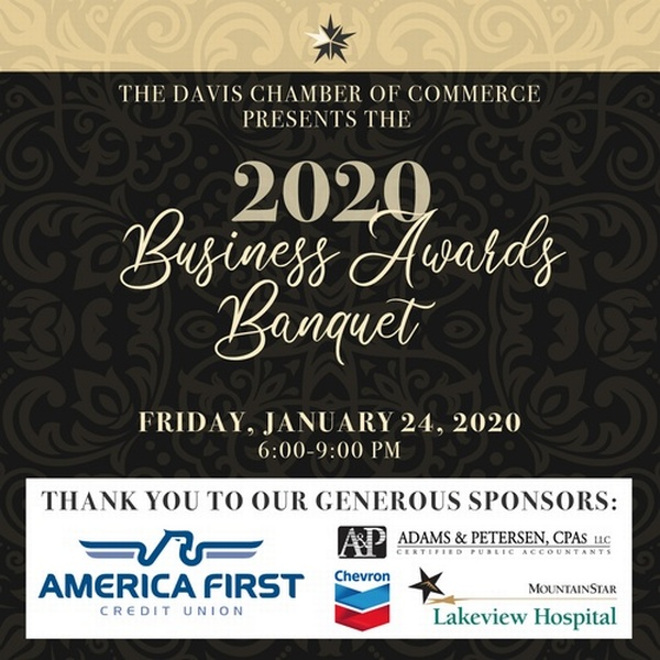 Annual Business Awards Banquet