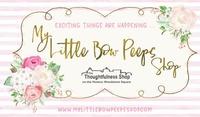 My Little Bow Peeps Shop