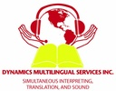 Dynamics Multilingual Services Inc