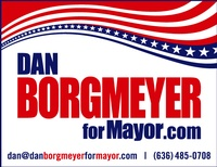 Dan Borgmeyer for Mayor