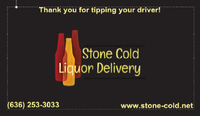 Stone Cold Liquor Delivery