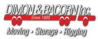 Dimon & Bacorn Co. of Binghamton - A North American Van Lines Agent