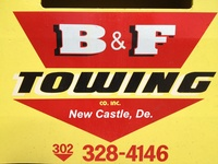 B & F Towing Co.