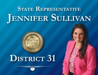 Representative Jennifer Sullivan District 31