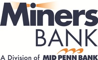 Miners Bank, a Division of Mid Penn Bank