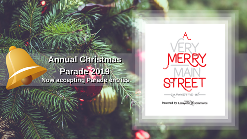 Christmas Parades Near Me 2019.Christmas Parade 2019 Dec 7 2019 Greater Lafayette