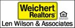 Weichert, Realtors- Len Wilson & Associates
