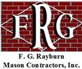 F. G. Rayburn Mason Contractors, Inc.