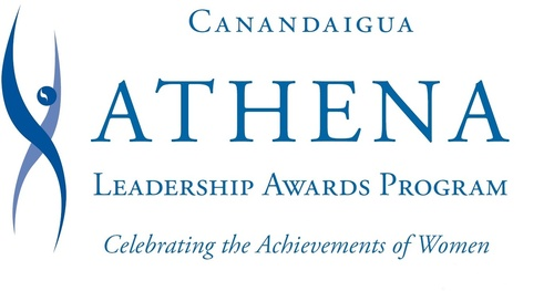 Celebrating this year's Canandaigua ATHENA recipients