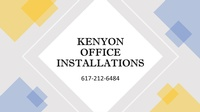 Kenyon Office Installations