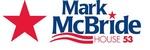 Mark McBride, State Representative, District 53