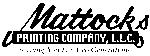 Mattocks Printing Co.