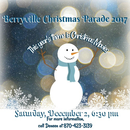 Berryville Christmas Parade - Dec 1, 2018 - Greater Berryville ...