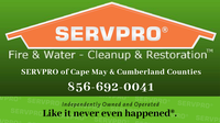 SERVPRO of Cumberland County