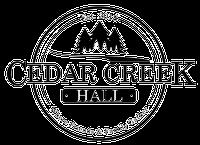 Cedar Creek Hall