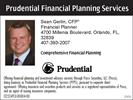 Sean Gerlin, CFP® - Prudential Financial Planning Service s
