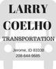 Larry Coelho Transportation