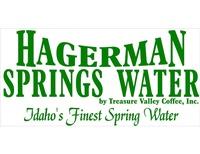 Hagerman Springs Water