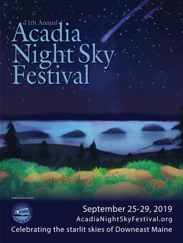 Acadia Night Sky Festival - Sep 25, 2019 - Bar Harbor