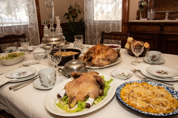 Billings Farm Celebrate Thanksgiving Traditions @ Billings Farm & Museum