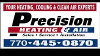Precision Heating & Air Inc.