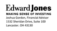 EDWARD JONES, Josh Gordon