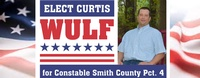 Curtis Wulf for Constable Campaign
