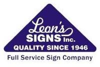 Leon's Signs
