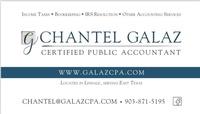 Chantel Galaz, CPA
