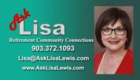 ASK LISA-Retirement Community Connection
