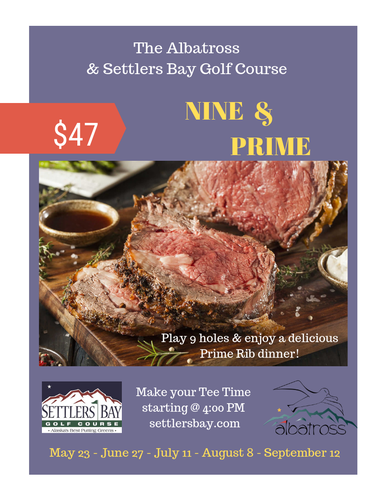 Nine Prime At The Albatross Settlers Bay Golf Course