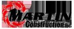 Martin Construction Inc.