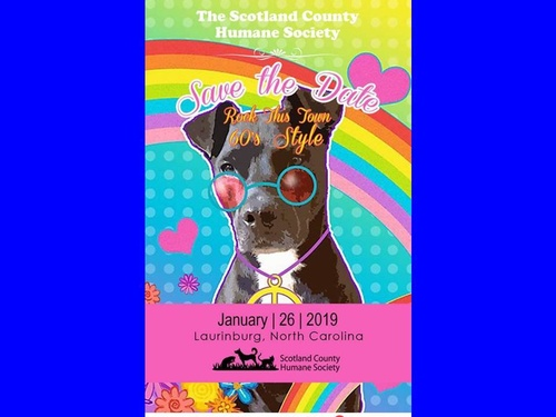 Rock This Town Humane Society Event Jan 26 2019 Laurinburg