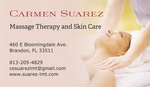 Carmen Suarez Massage Therapy