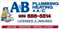 A & B Plumbing, Heating & A/C Inc.