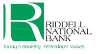 Riddell National Bank