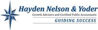 Hayden Nelson & Yoder, P.C.