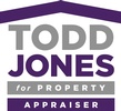 Todd Jones for Property Appraiser