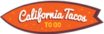 California Tacos To Go