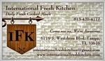 International Fresh Kitchen