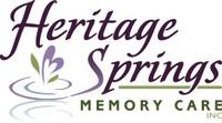 Heritage Springs Memory Care Inc.