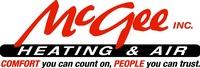 McGee Heating & Air, Inc.