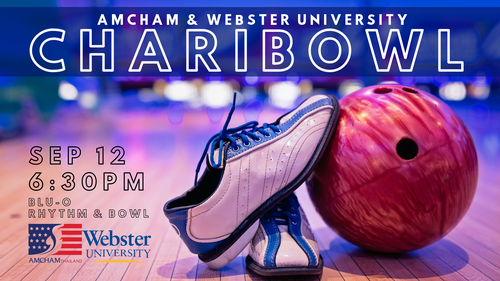 2019 AMCHAM Webster University September ChariBOWL