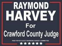 Harvey for CC Judge