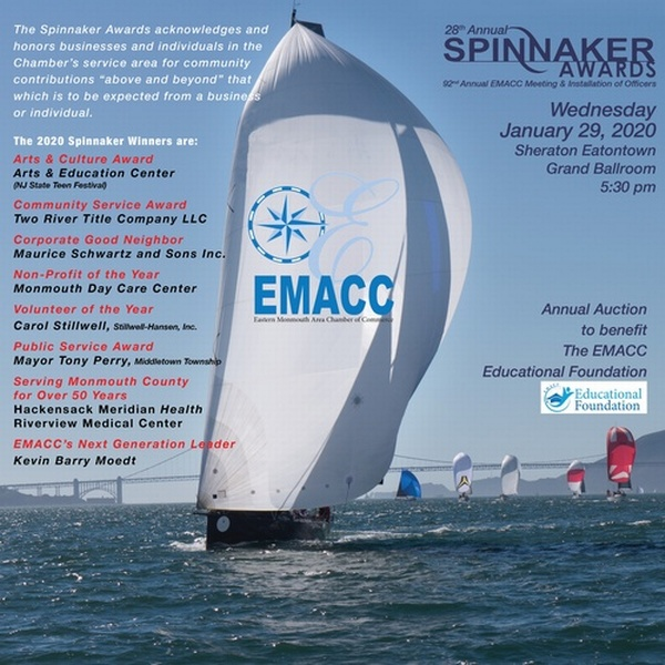 Spinnaker Awards & Annual Meeting 2020 01.29.20