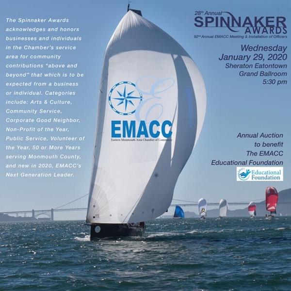 Spinnaker 1.29.20 Awards & Annual Meeting