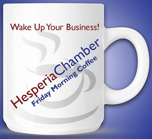 Friday Morning Coffee - Hesperia @ Percy Bakker Community Center | Hesperia | California | United States